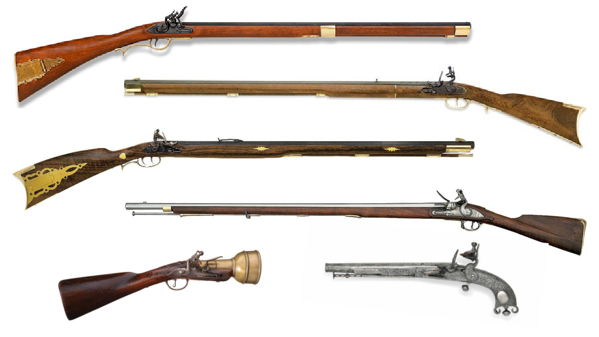 The Most Memorable Flintlocks from Movies