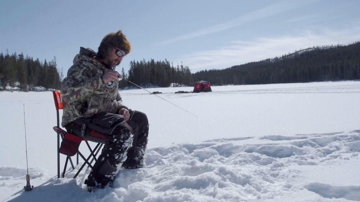 Video: How to Choose Ice Fishing Bait