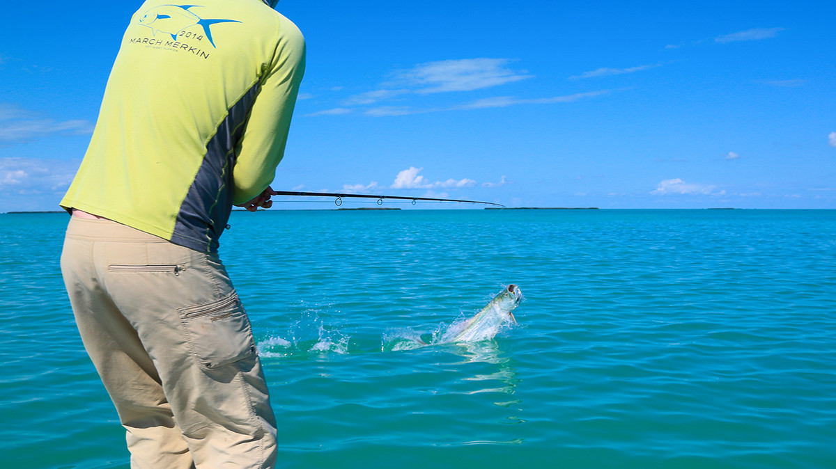 MeatEater Guide to DIY Tarpon, Part Four: Advanced Tactics