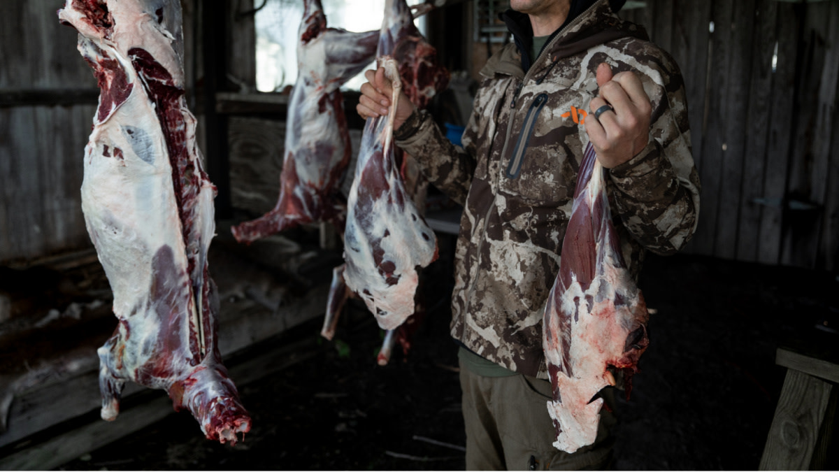How Hunters Use Venison to Feed the Hungry