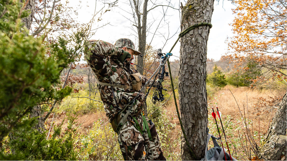 Answering the 3 Most Common Questions About Tree Saddle Hunting