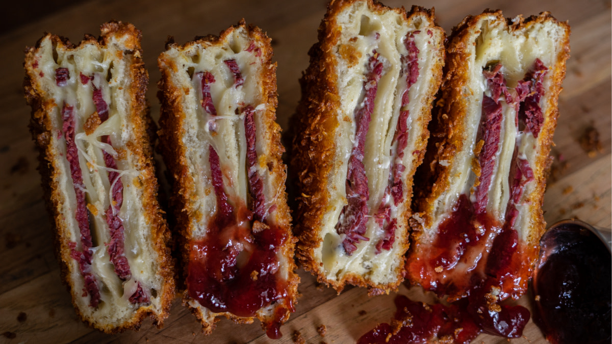 Ultimate Venison Monte Cristo Sandwich Recipe