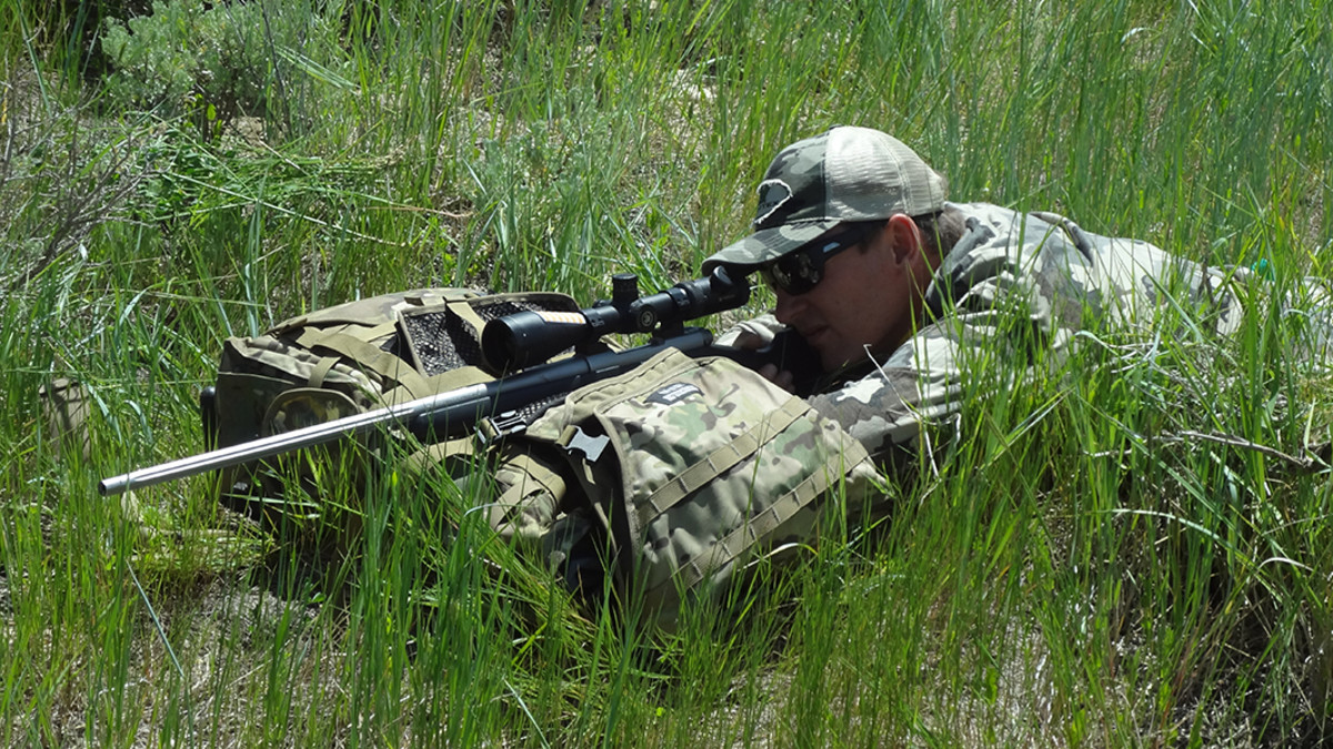 Shooting Positions for Rifle Hunters