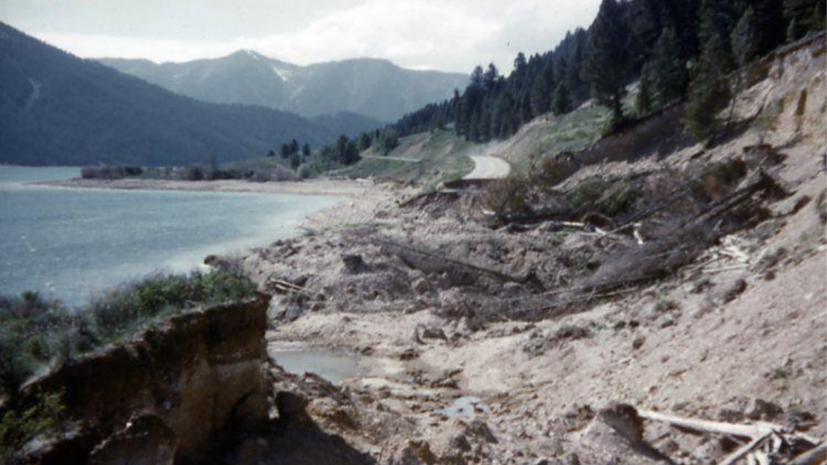 Bar Room Banter: The Yellowstone Earthquake