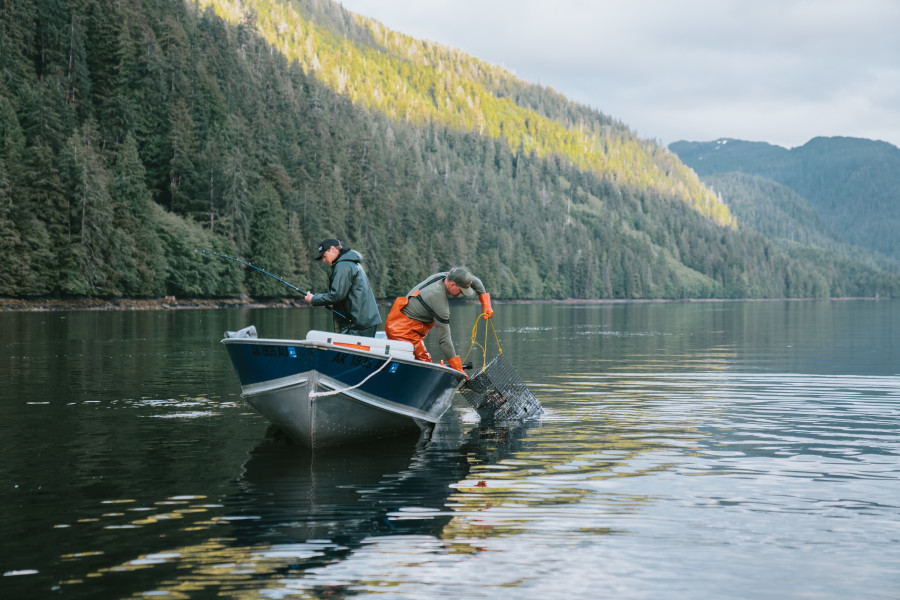Episode 9: Alaska Fish: Exploring the Waters of Southeast Alaska