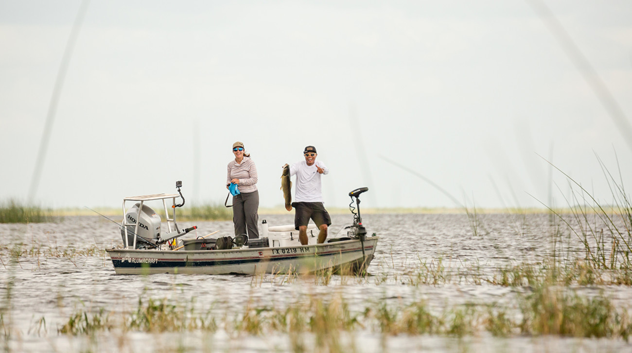 Das Boat Episode 4: Florida's Bassy (and Grassy) Heart