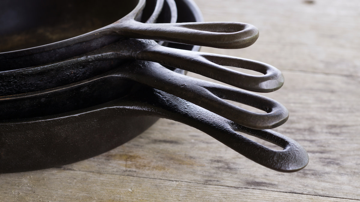 The Fastest Way To Season Cast Iron