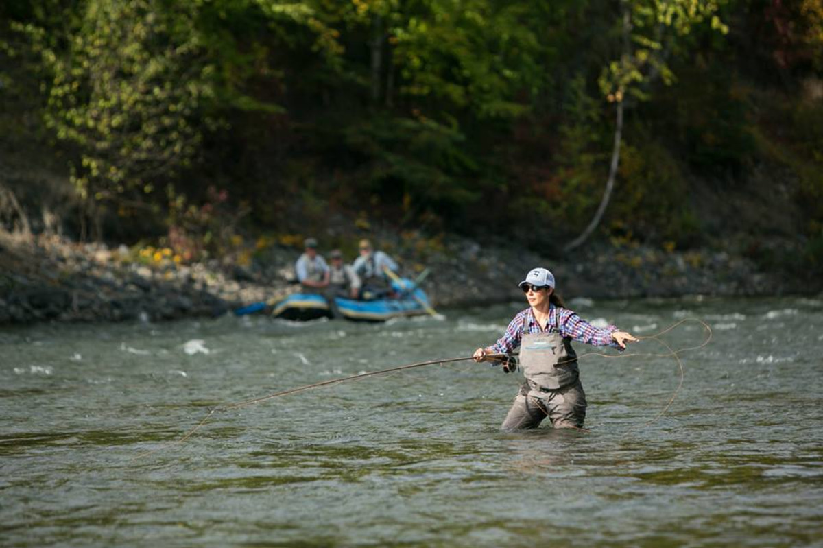 Spey Casting for Steelhead: What's In A Cast?