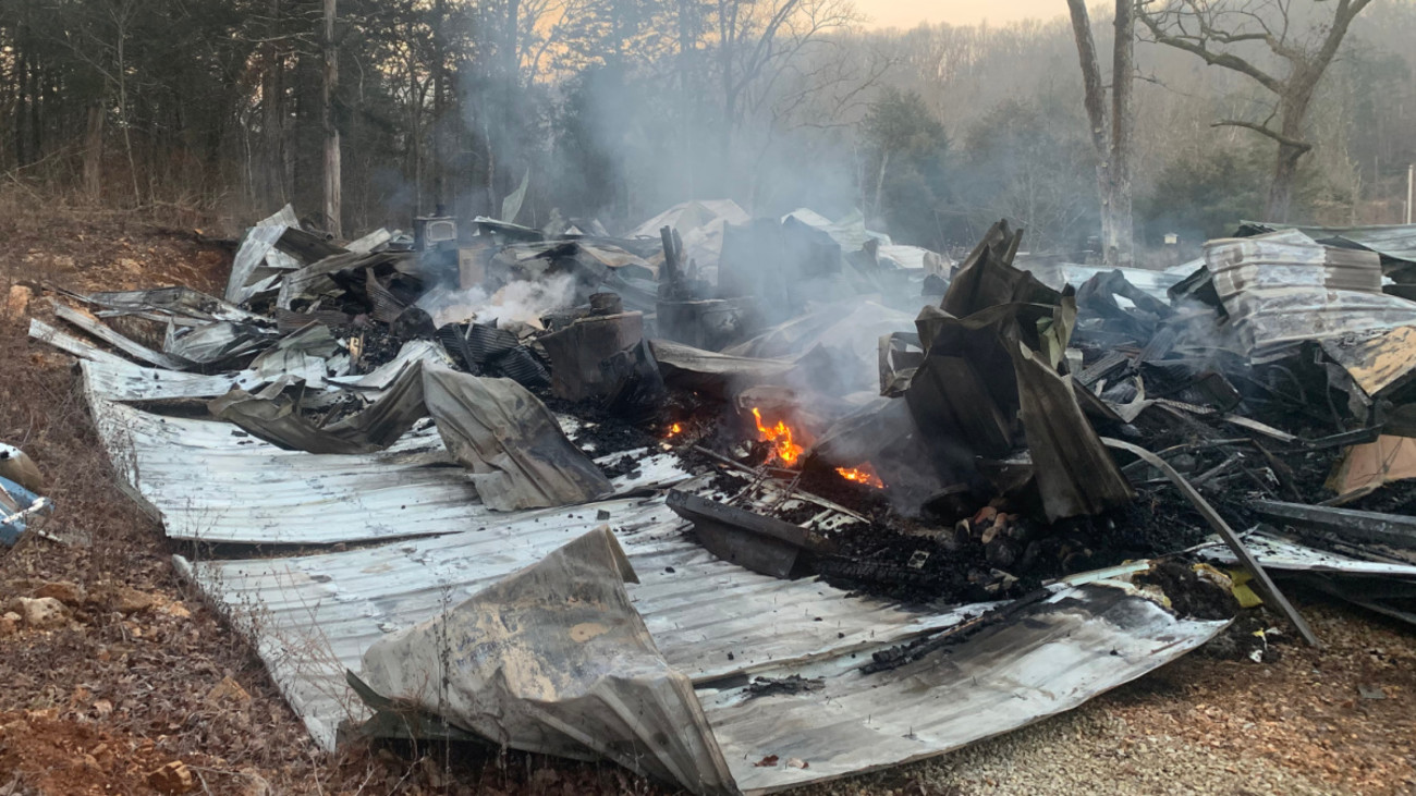 Missouri Poacher Burns Down Landowner's Cabin in Retaliation