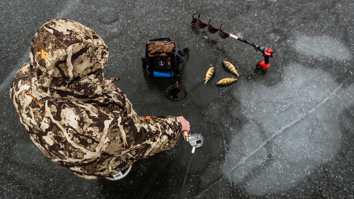 Is Technology Helping Ice Anglers Catch More Fish?