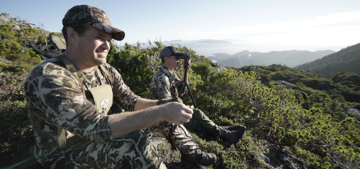 MeatEater TV Season 7: Steve and Morgan Fallon Hunt and Fish on Prince of Wales Island