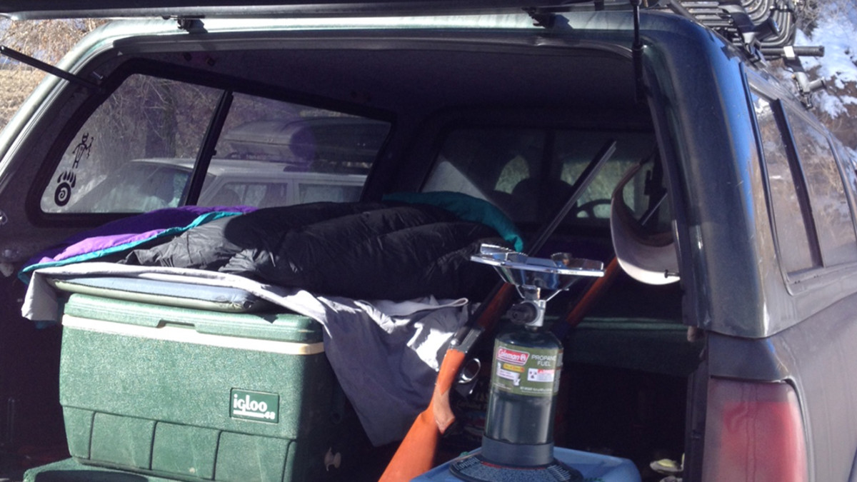 Tips for Car Camping for Small Game