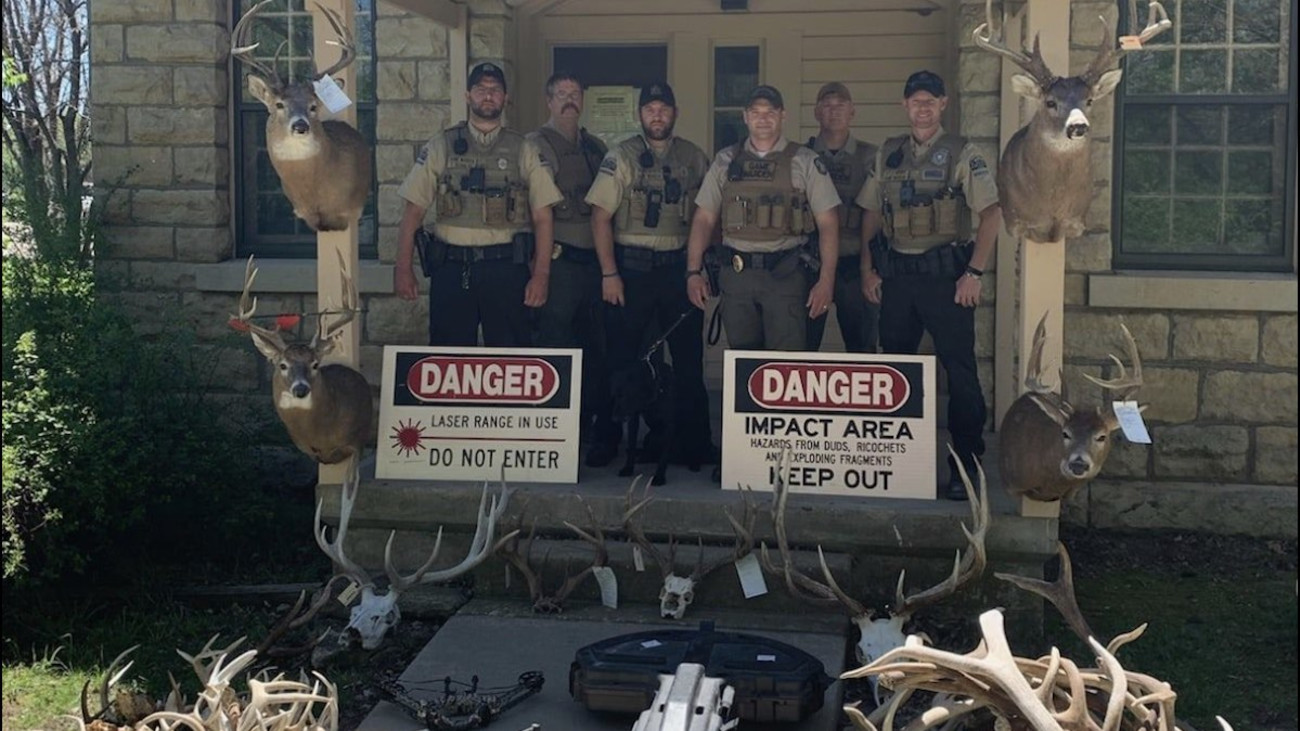 Poachers Busted for Killing Deer on Military Base