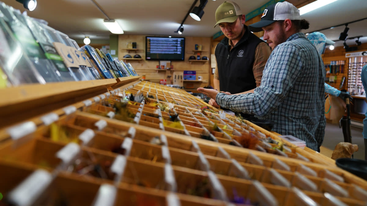 Fly Fishing 101: Your Fly Shop and You