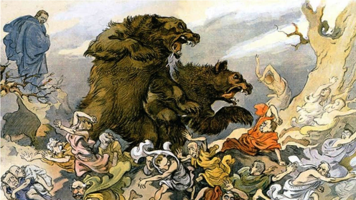 Bar Room Banter: The Bible's Grizzly Bear Attack