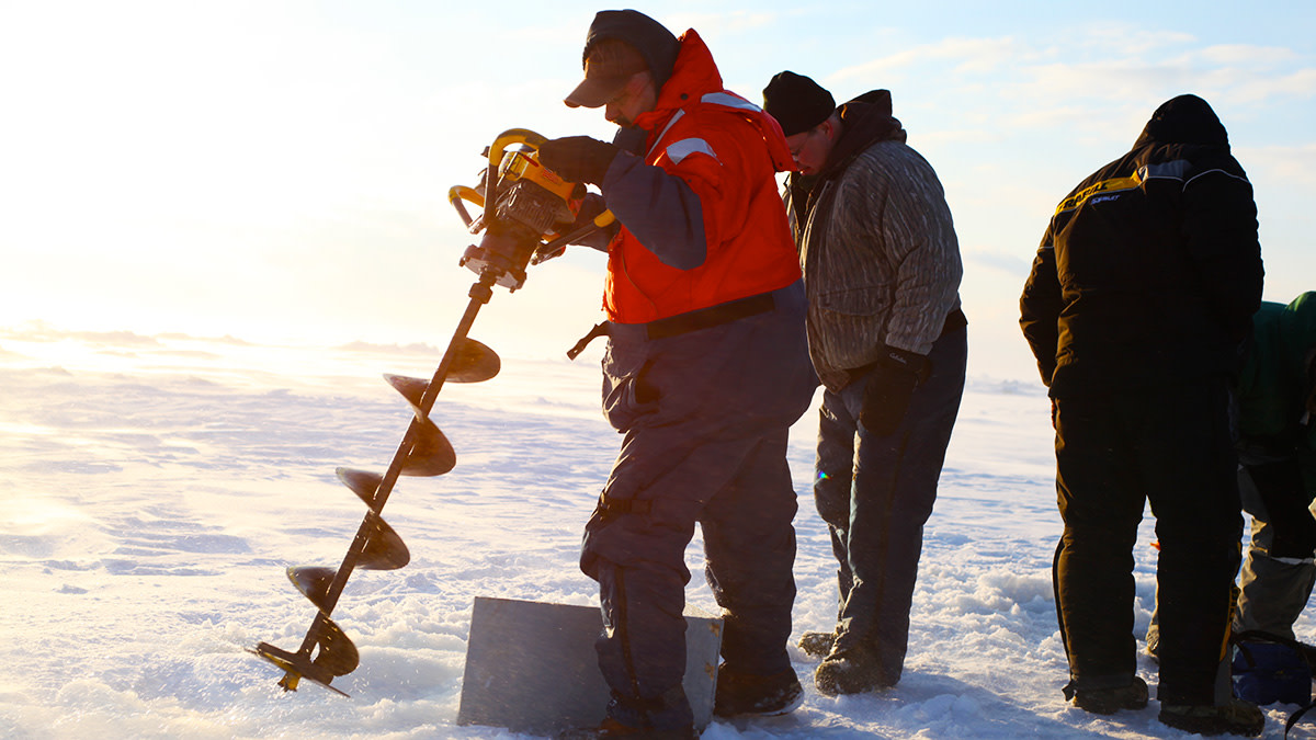 Five Easy DIY Ice Fishing Projects Your Gear Needs