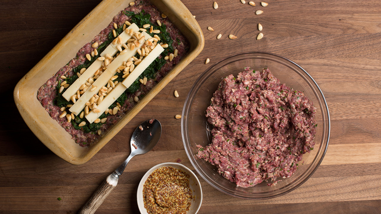 Wild Game Meatloaf Recipe