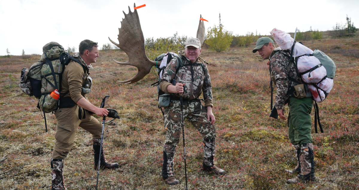 MeatEater TV Season 7: Alaska Moose and Caribou Hunt with Janis and Papa Janis