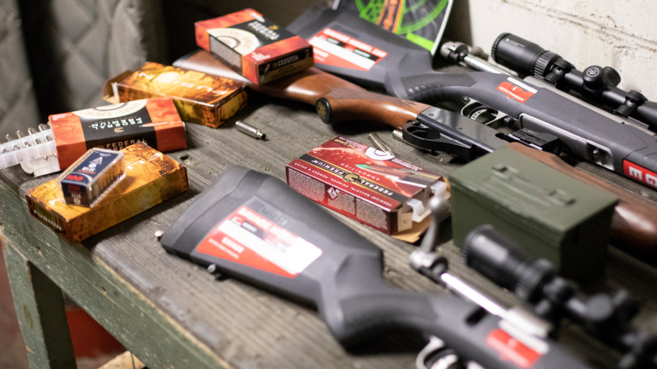 When Will the Nation's Ammo Shortage End?