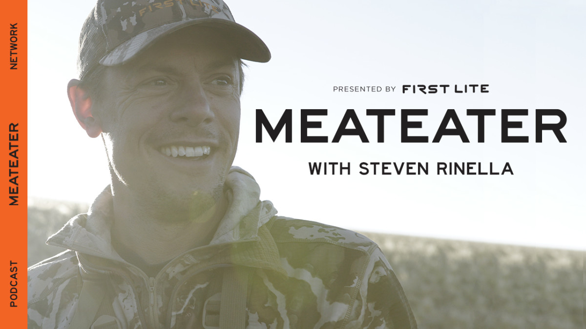 Episode 063: Seattle. Steven Rinella talks with the beautiful and deadly Rorke Denver, along with Ryan Callaghan of First Lite, and Janis Putelis of the MeatEater crew.