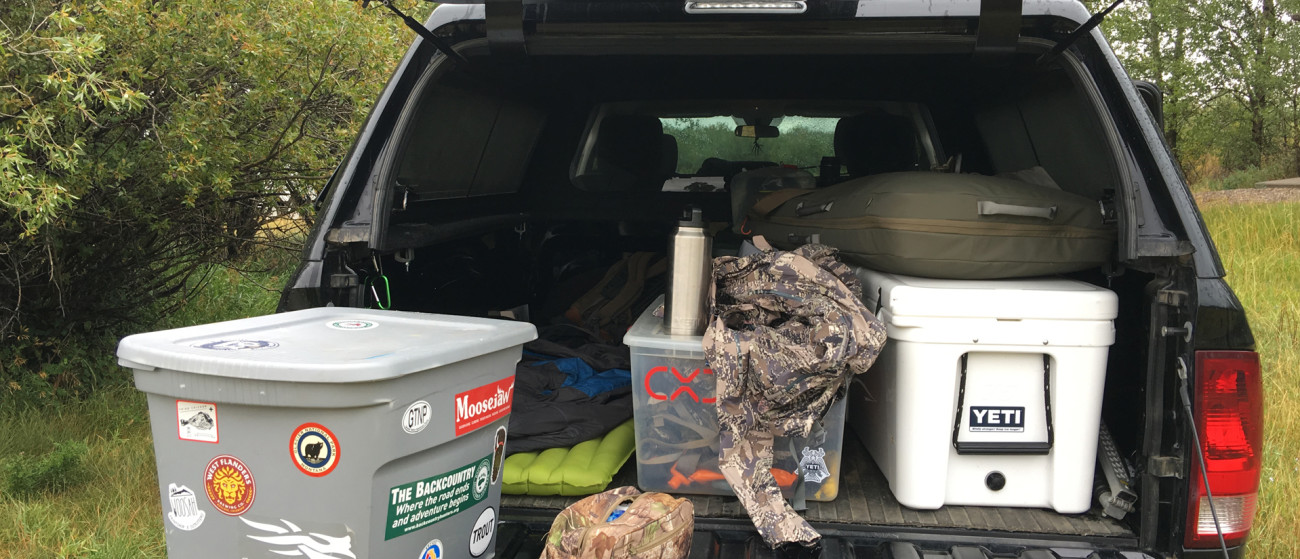 DIY Out-Of-State Whitetail Deer Hunting Gear