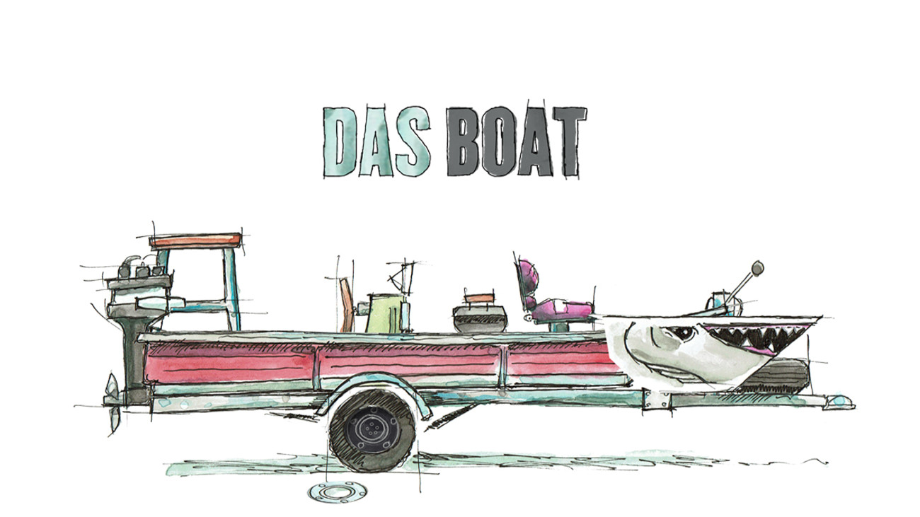 "MeatEater's New Show ""Das Boat"" Available Now"