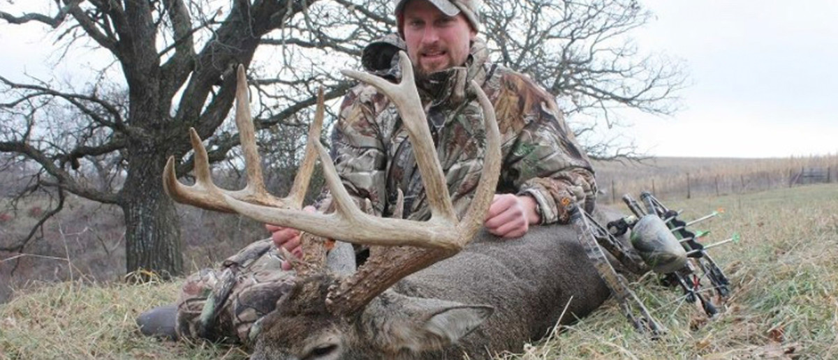 DIY Deer Hunter Profile: Sam Potter
