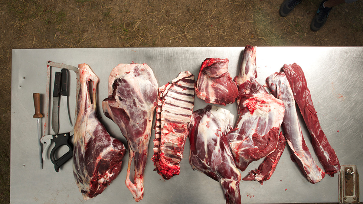 What You Need to Know About Aging Game Meat