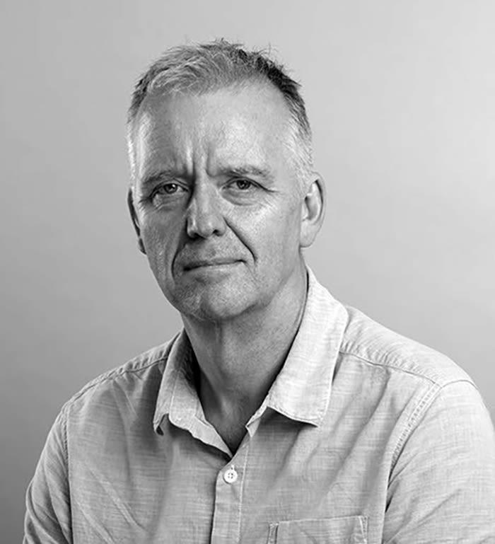 Tim Irwin, CEO EMEA
