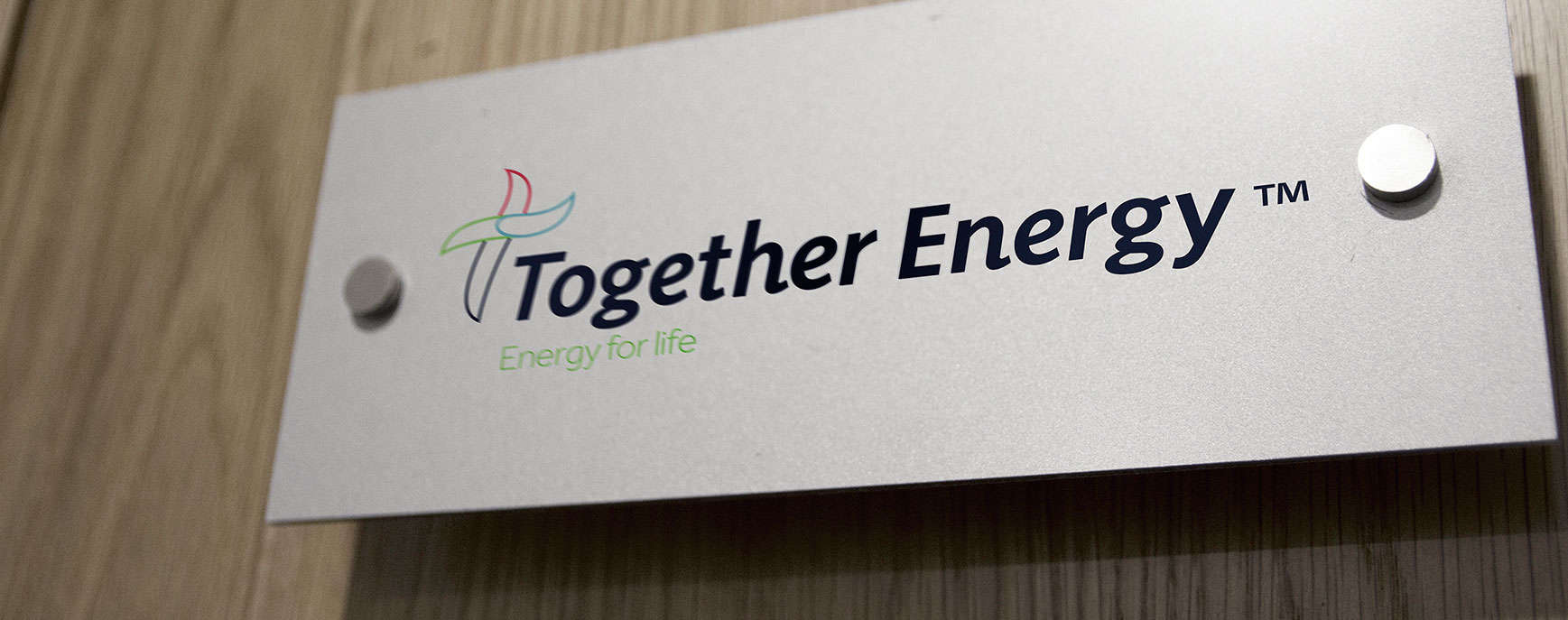Together Energy Sign 1