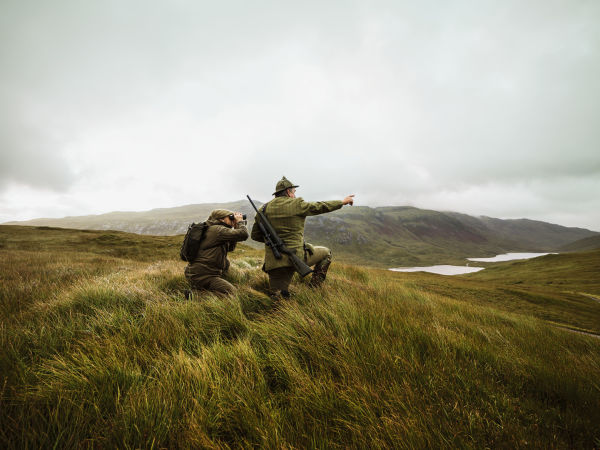 Isle of Mull – the ultimate challenge for hunters dS ID:1268006