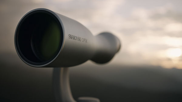 The ST Vista outdoor spotting scope provides breathtaking viewpoints.