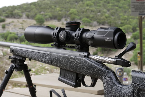The latest scope technology for long range shooting – let yourself be amazed by the dS H/ - dS
