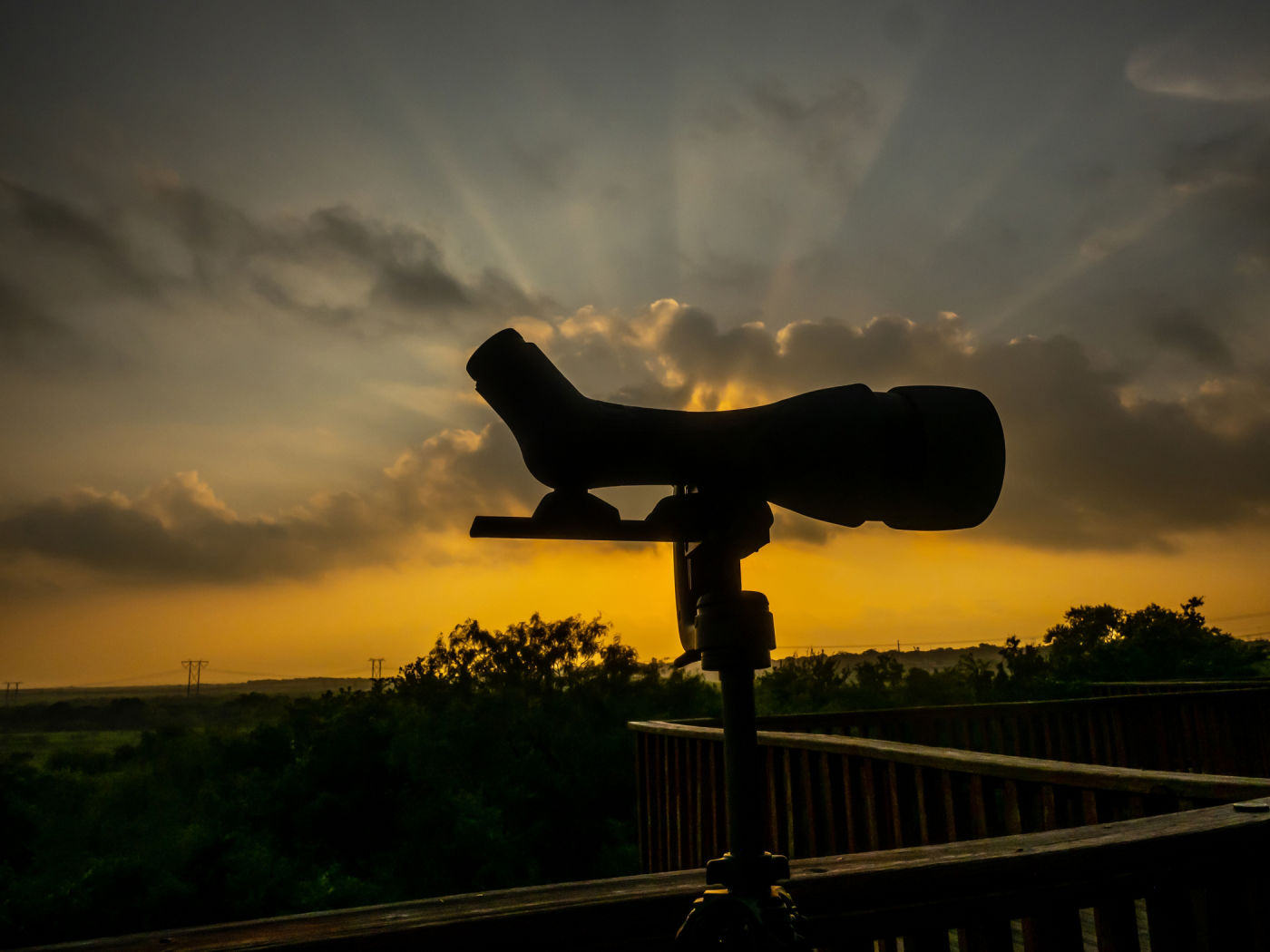 Capturing the first rays of light – the 115-mm objective module - by Clay Taylor