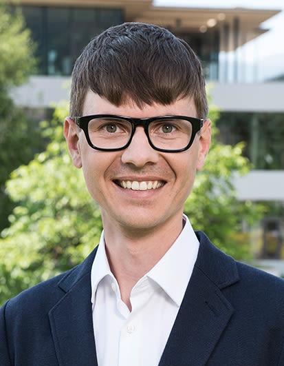 Jobs and Career - Stefan Aufschnaiter