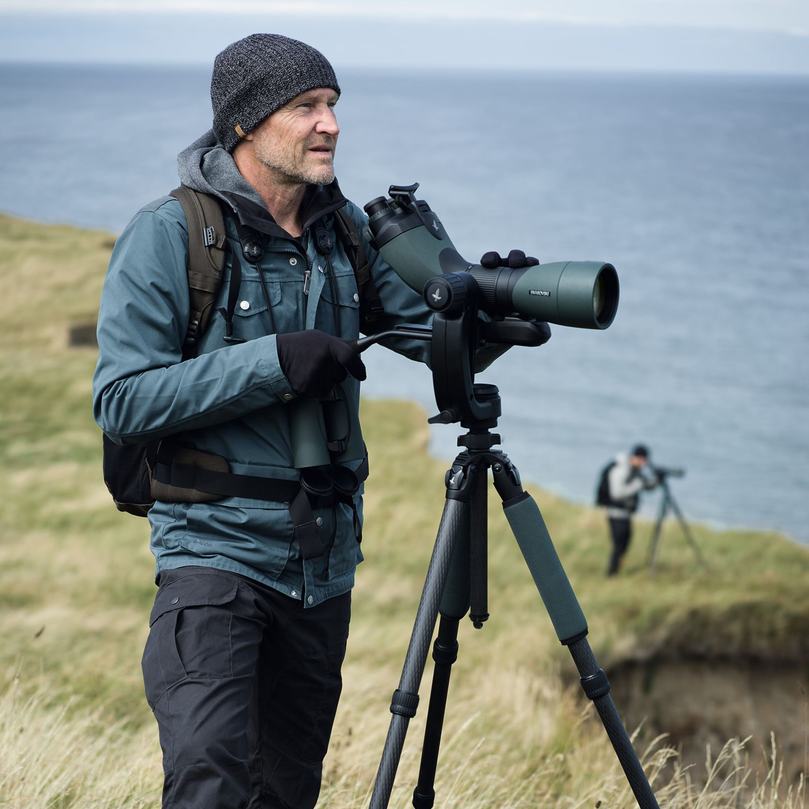 Spotting Scopes Tips Birding SWAROVSKI OPTIK BTX 85, PTH, PCT, EL, Birder, Titchwell Birding