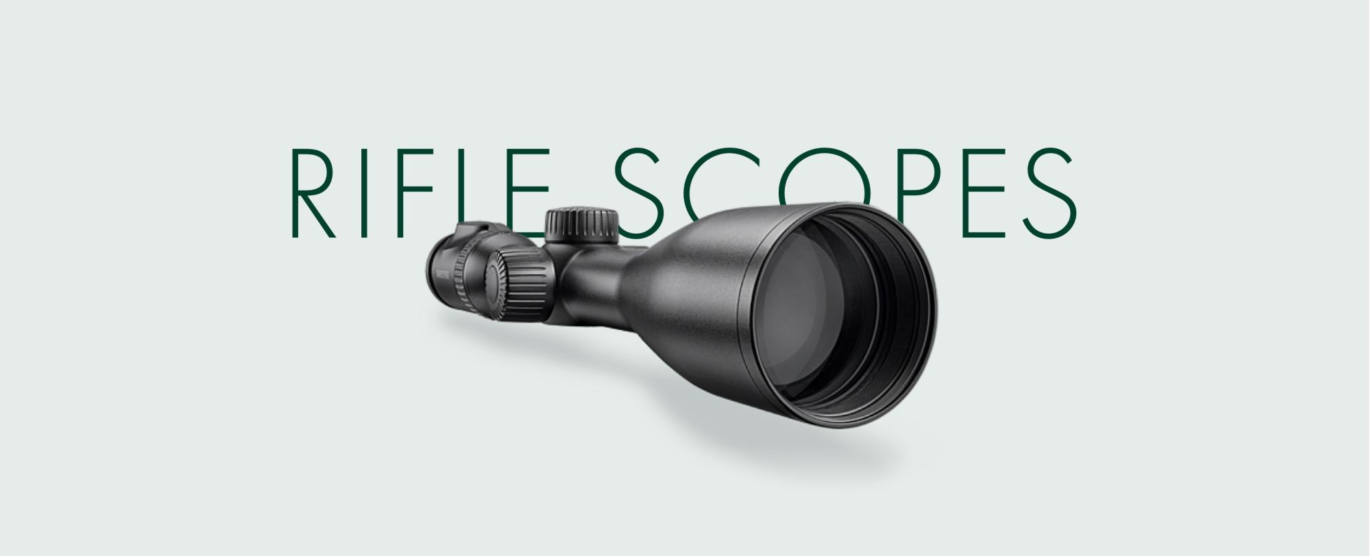 Graphic Rifle Scopes about aus company quality innovation