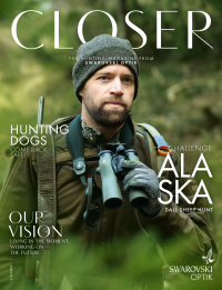 CLOSER Hunting Cover 2021 EN Swarovski Optik