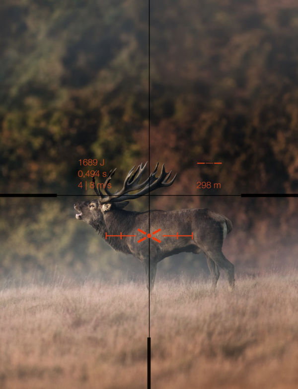 dS Gen II with reticle