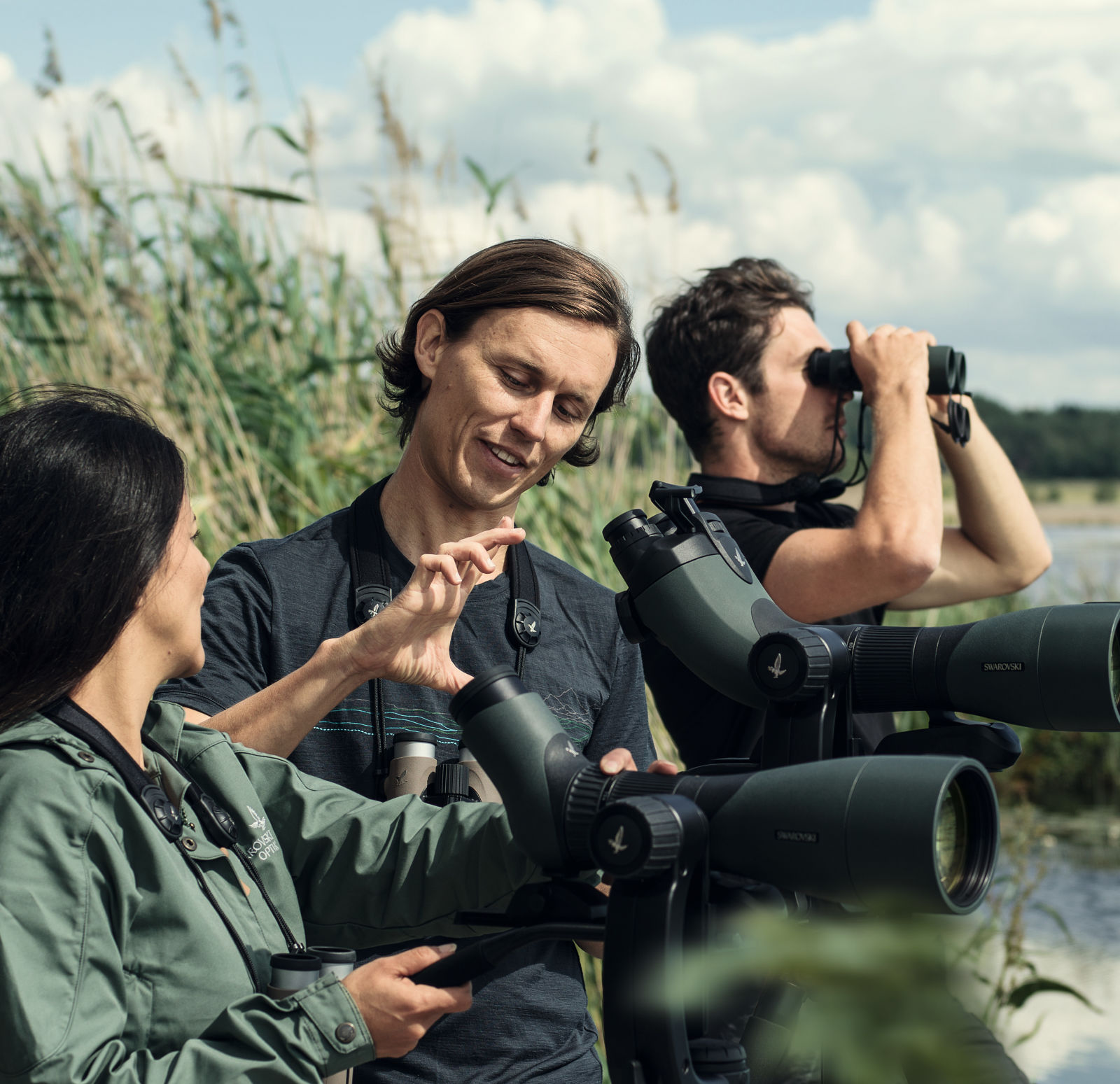 Spotting Scopes Tips Birding header image