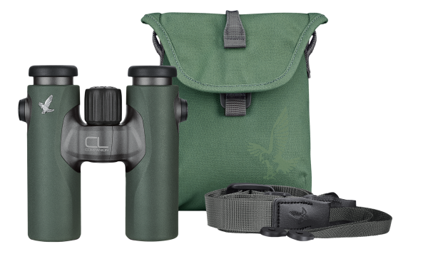 Swarovski Optik Binoculars CL companion urban Jungle Green