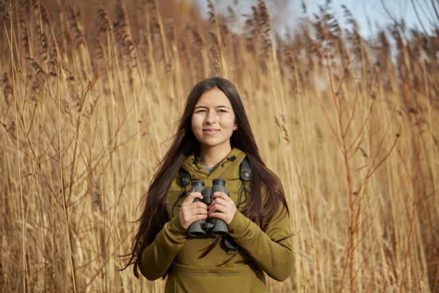 SWAROVSKI OPTIK, the long-range and high-quality optic specialists, has announced an exciting partnership with 18-year-old environmental activist and ornithologist Dr Mya-Rose Craig as a partner opinion leader during 2021
