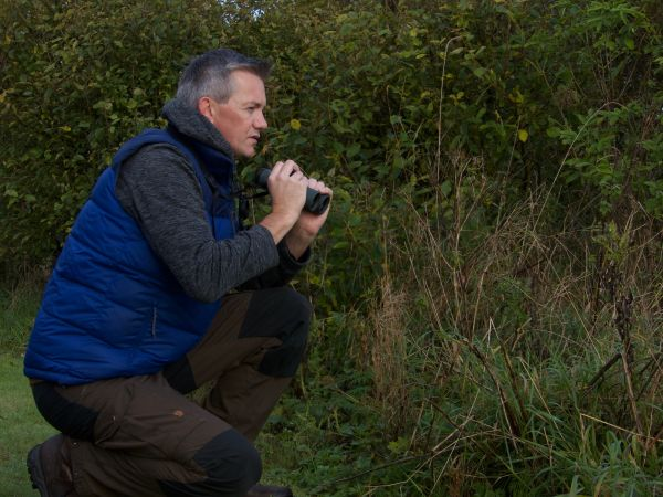 Autumn Birding in Scotland Dan Brown