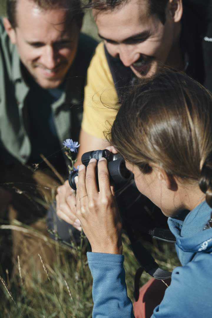 SWAROVSKI OPTIK Nature Explorers - Neusiedlersee, nature enthusiasts exploring outdoors