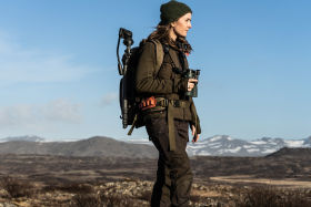 One with nature: Icelandic experiences with the SWAROVSKI OPTIK NL Pure, Alma went outdoors with our latest innovation: the NL Pure binoculars.