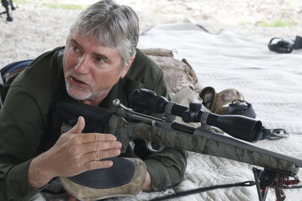 Boom. Clang. – Ron Spomer's experiences during shooting training H/ - Ron