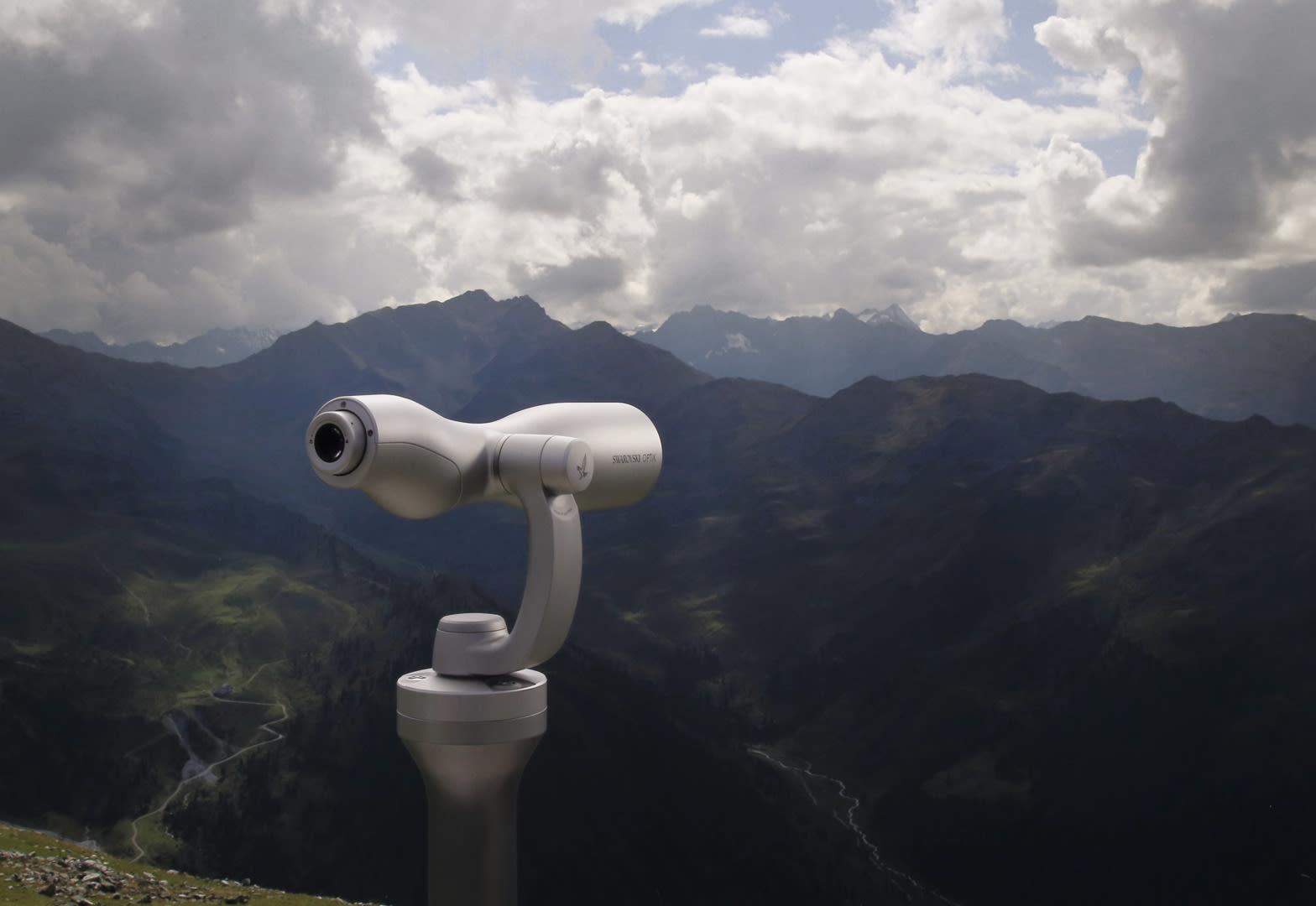 STVista outdoor spotting scope AxamerLizum ID 1243621
