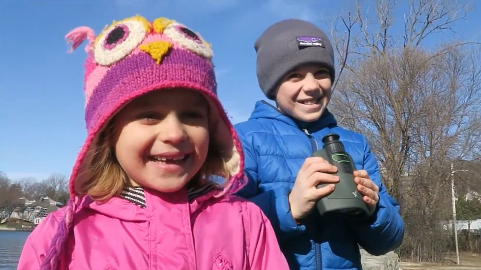 James Lees took his children, Benjamin and Iona, outdoors to test the SWAROVSKI OPTIK dG in the field. Find out more about their joint adventure.