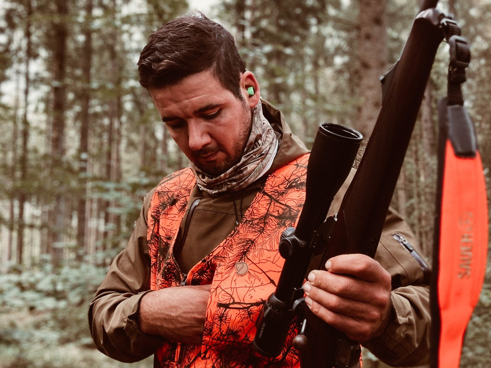 Join us on a driven hunt in Belgium - Dimitri Hullebroek