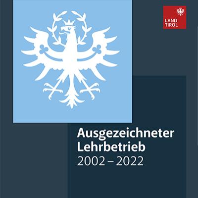 Logo ausgezeichneter Tiroler Lehrbetrieb